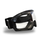 Cyclone Clear Safety Goggle with Spherical Lens