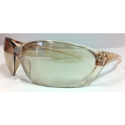 Pro Choice Richter Safety Glasses Light Brown Flash Silver Anti Scratch Anti Fog