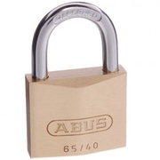 Abus Padlock 65/40 Keyed Different