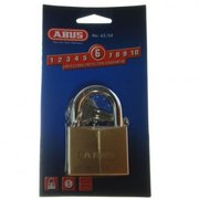 Abus Brass Padlock 65 Series 50mm