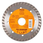 Pferd Diamond Cutting Wheel Turbo Rim 100mm