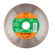 Pferd Diamond Cutting Wheel Continuous Rim 125mm