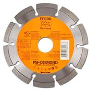 Pferd Diamond Cutting Wheel Segmented Rim 125mm
