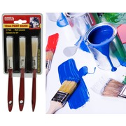 Handy Hardware 3pk 12mm Paint Brush