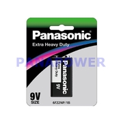 Panasonic 9v 1Pk Extra Heavy Duty Battery
