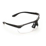 Pro Choice Typhoon 4 Way Adjustable Specs Clear