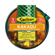 Cyclone Kakadu Hose 12mm x 15m With Fittings