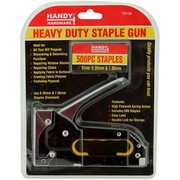 Handy Hardware Heavy Duty Staple Gun With Staples