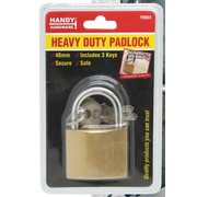 Handy Hardware 50mm Heavy Duty Padlock