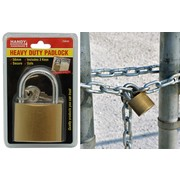 Handy Hardware 60mm Heavy Duty Padlock