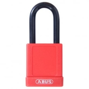 Abus Lockout Padlock 74/40 Red