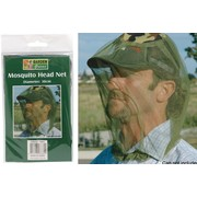 Garden Greens Mosquito Head Net (Cap Not Included) 50cm x 43xm x 30cm