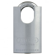 Abus Padlock 83/50 Series Z Version Closed Shackle Keyed Different