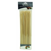 100pk Bamboo Skewers 4 x 300mm