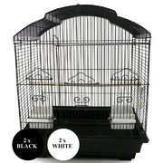 Rounded Top Bird Cage 45x35 x70cm