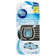 Ambi Pur Car Mini Clip Car Air Freshener Sky Breeze 2ml