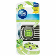 Ambi Pur Car Mini Clip Car New Zealand Spring 2ml