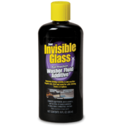Invisible Glass Washer Fluid Additive 300ml - 10 oz. Windscreen Treatment