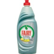 Fairy Liquid Dishwash Lemon 625ml