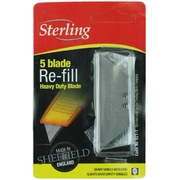 Sterling Heavy Duty Trimming Blade 5 Pack