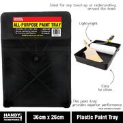 Plastic Paint Tray