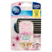 Ambi Pur Air Freshener Car Vent Clip Premium 7.5ml For Her