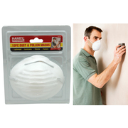 Handy Hardware 10pc Dust & Pollen Masks