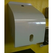 Dispensor For Hand Paper Towel Roll, Metal