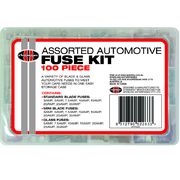 Aunger 100pce Assorted Automotive Fuse Kit