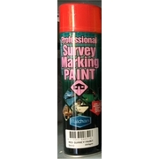 Balchan Survey Marking Paint Red 350g
