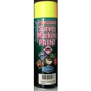Balchan Survey Marking Paint Fluro Yellow 350g