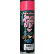 Balchan Survey Marking Paint Fluro Pink 350g