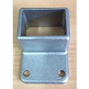 Aluminium Cast Fencing Bracket 38 x 25mm