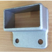 Aluminium Cast Bracket 50 x 25mm
