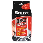 Selleys BBQ Tough Wipes 12pk