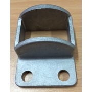 Fencing Bracket Cast Aluminium 38 x 25mm Variable Angle
