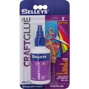 Selleys Craft Glue 100ml