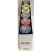 Stylus Cloth Tape 48mm x 4.5m Assorted Colours
