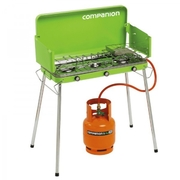 Companion Swagman Deluxe Three Burner Stove