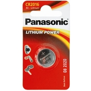 Panasonic 3v Coin Lithium Battery CR2016