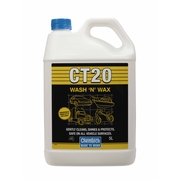 Chemtech CT20 Wash n Wax 5 Litre