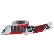 Pro Choice Danger Do Not Enter Tape 100m x75mm Roll