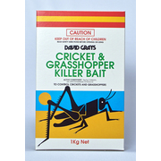 David Grays Cricket & Grasshopper Killer Bait 1kg