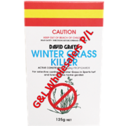 David Grays Winter Grass Killer 125ml