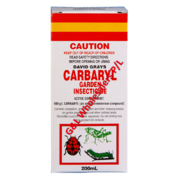 David Grays Carbaryl Garden Insecticide 200ml