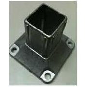 Post Spigot 4 Hole 50x50mm