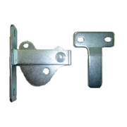 D Latch Stainless Steel