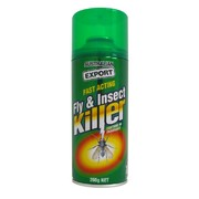 Australian Export Fast Acting Fly & Insect Killer 200g