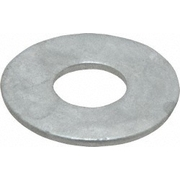 Flat Washer Round 16mm Zinc Plated