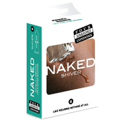 Four Seasons Naked Shiver Condoms 6pk